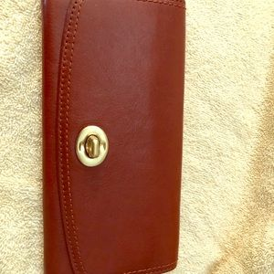 Authentic turnkey slim Envelope Wallet